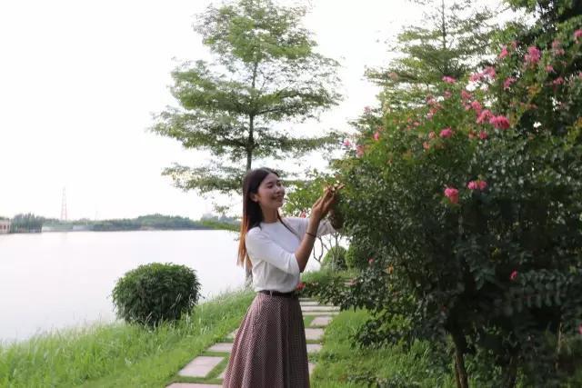 夏日骑行圣地——佛山绿岛湖