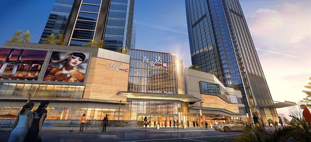 把握粤港澳大湾区新机遇—顺德地标项目海骏达城即将震撼入市