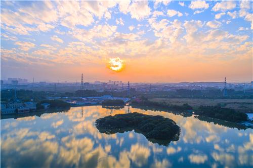 自贡仲权镇风景照片