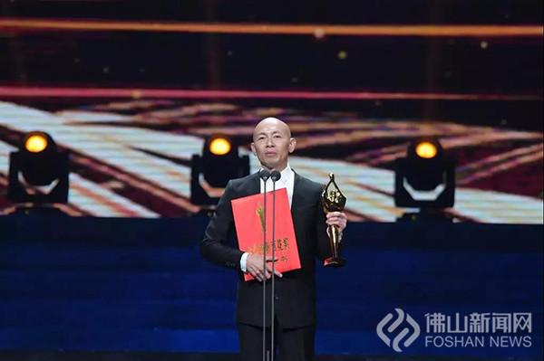 最佳导演奖:林超贤(电影《红海行动》导演)